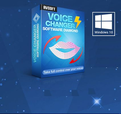 AV Voice Changer for Windows