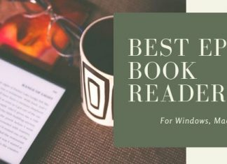 Top 8 Best EPUB Book Readers