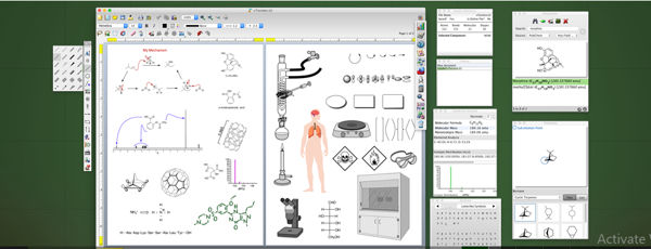 ChemDoodle, Best drawing app