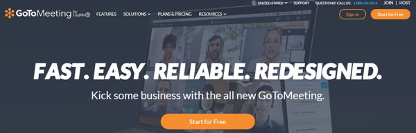 GoToMeeting Remote Access