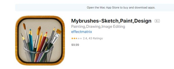Mybrushes best drawing app
