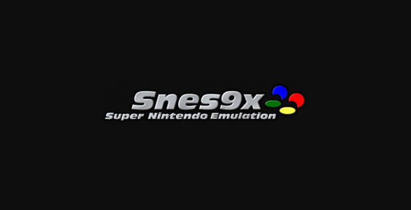 SNES9X for SNES games