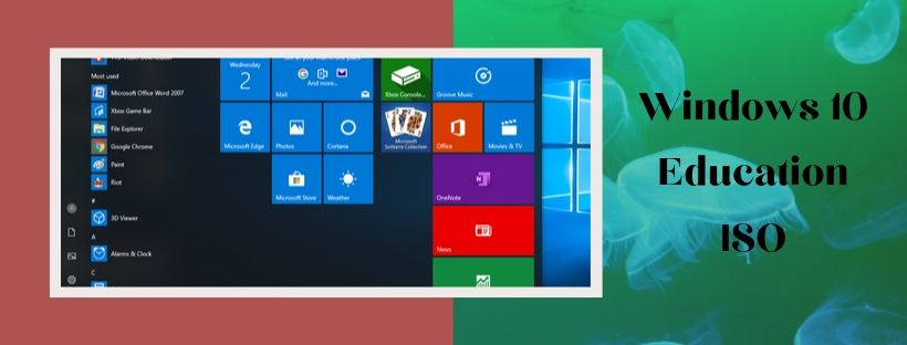Download Windows 10 Education Free