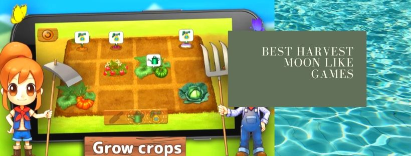 Top 14 best Harvest Moon like Farming Games