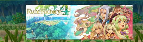 Rune Factory farming game