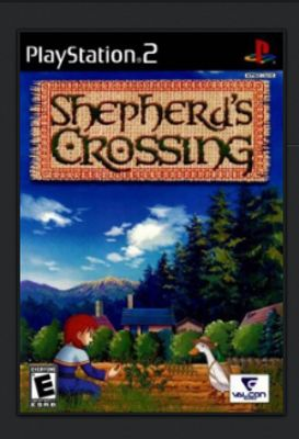 Farming Simulation game shepherd's Crossing