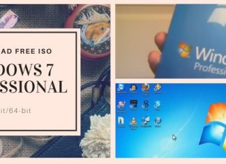 Download Free ISO Windows 7 Professional