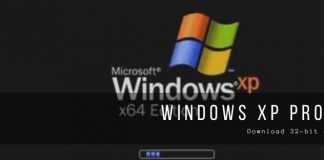 Windows XP Pro ISO Free Download