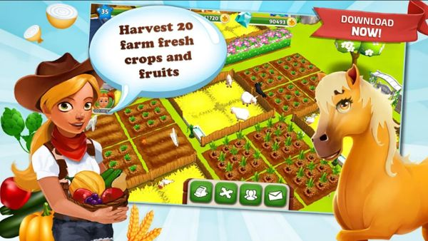 My Free Farm, best farming game