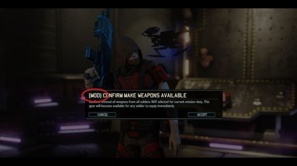 Strip old weapons mod for XCOM 2